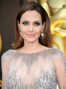 Angelina Jolie - Oscars 2014 Red Carpet (March 2)