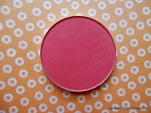 Makeup Geek Love Affair Blush