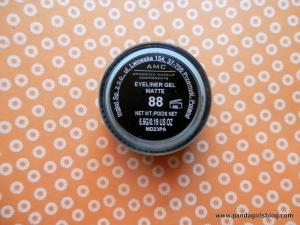 eye liner gel inglot 88