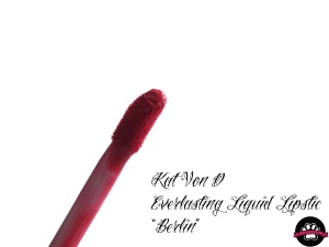 Kat Von D everlastting liquid lipstic berlin