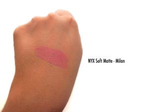 nyx soft matte milan labiales favoritos de otoño