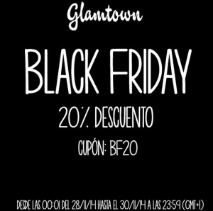 black friday glamtown