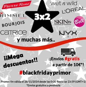black friday primor