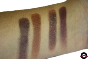colourpop supershock eyeshadows swatches